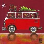 kerstbus
